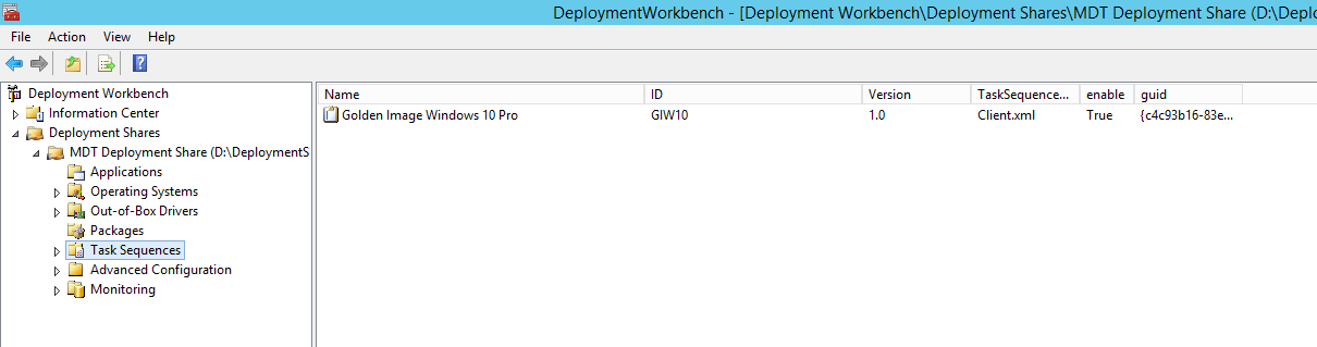 Howto: Deploy Windows 10 using Microsoft MDT & WDS